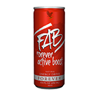lattina da 250 ml di Forever Active Boost