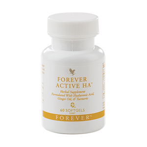 contenitore 60 softgel Forever Active Ha